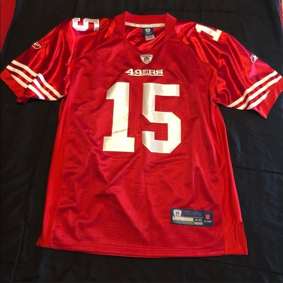 new product fc6f1 380d9 49ers Authentic Reebok Jersey